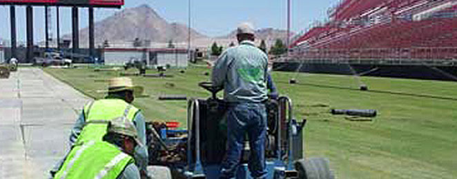 Sports Field Construction